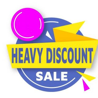 HD - Heavy Discount